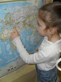 изучаем карту