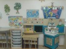 Материалы, побуждающие детей к освоению грамоты и дошкольному обучению