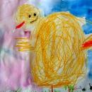 Стёпа Сильный цыплёнок