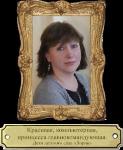 Изюмова Елена Аркадьевна